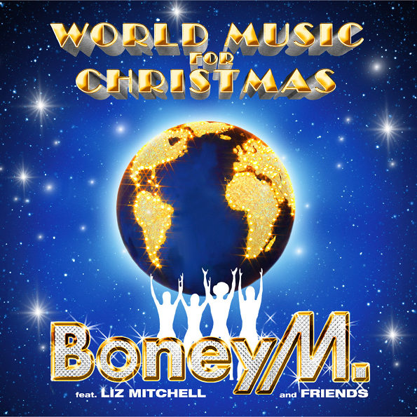 Boney M. - Worldmusic for Christmas [2CD] (2017) MP3