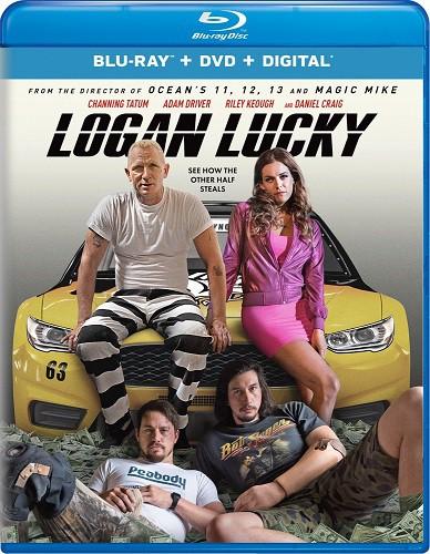 Logan Lucky 2017 1080p BluRay x264-GECKOS