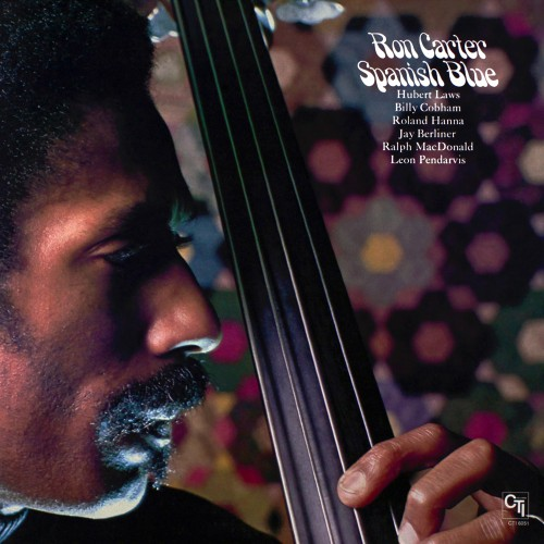 [TR24][OF] Ron Carter - Spanish Blue - 1975 / 2014 (Fusion)