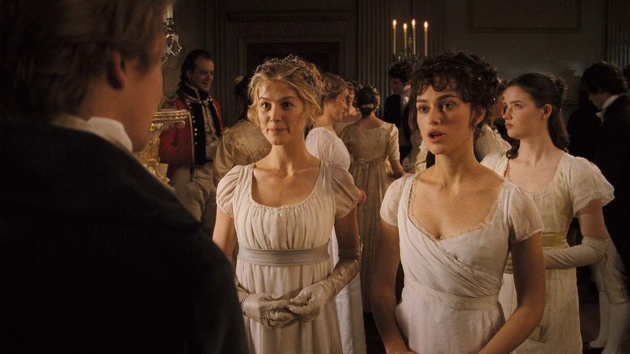 mov pride and prejudice The five highly trained bennett sisters in georgian england must try to protect themselves from the growing zombie threat, find suitable husbands for.