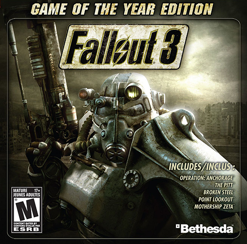 Fallout 3: Game of the Year Edition (2009) PC | Repack от xatab
