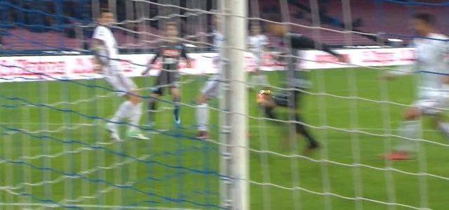 Разбор моментов против Милана. 13-й тур.