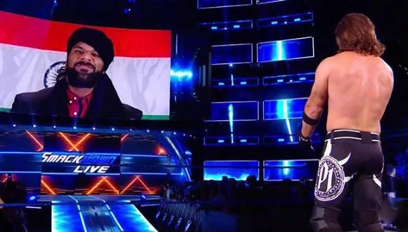 WWE Tuesday Night Smackdown 21.11.2017 HD