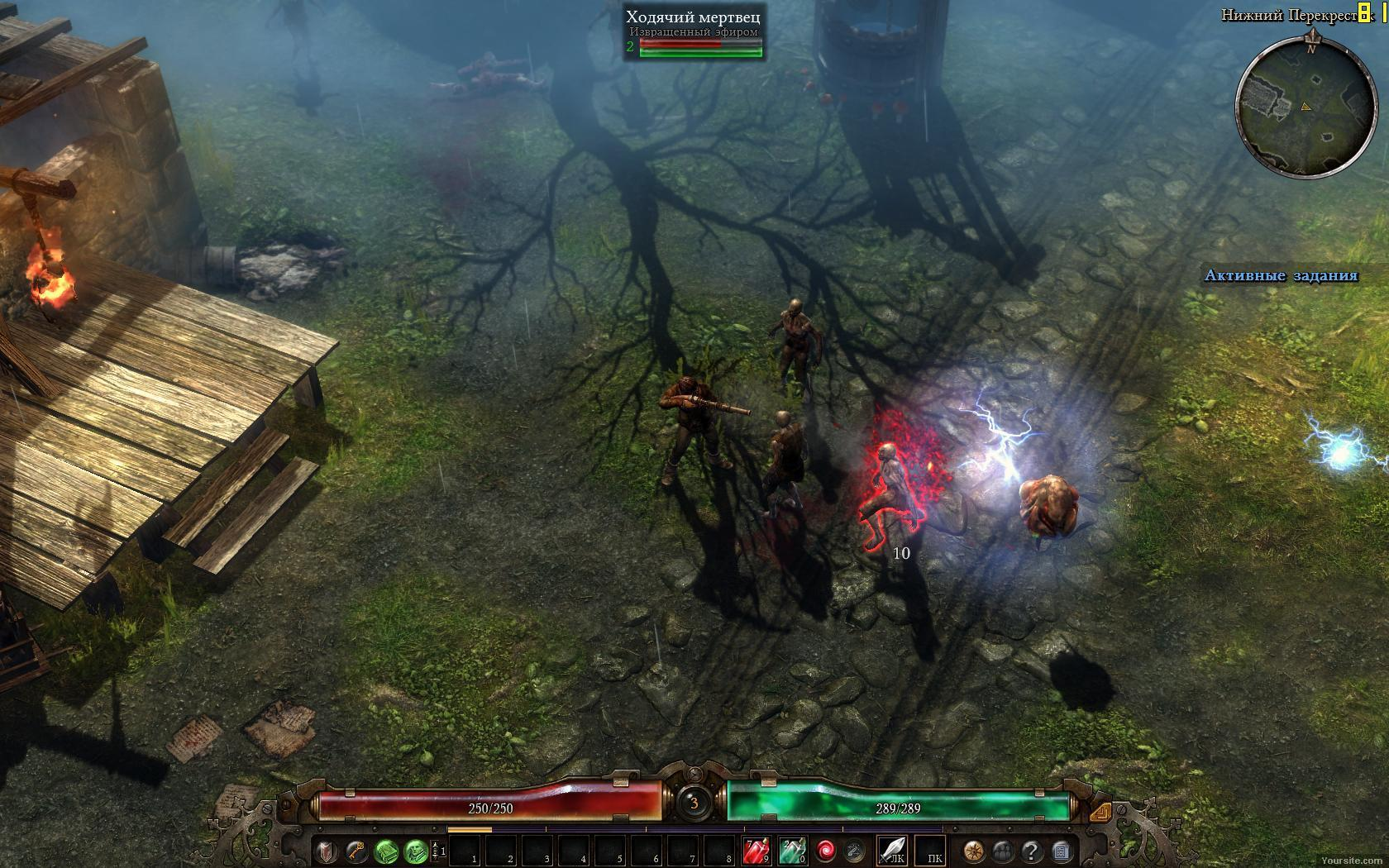 Grim Dawn [v 1.0.3.0 + DLC's] (2016) PC | RePack от xatab