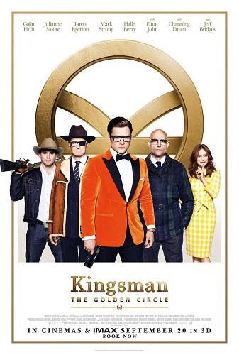 Kingsman The Golden Circle 2017 1080p WEB-DL H264 AC3-EVO
