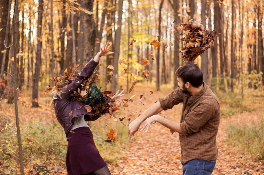 Осенние игры