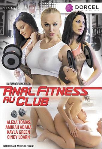 Marc Dorcel - Анальный фитнес-клуб / Anal fitness au club / Fitness paradise (2016) HDTVRip 720p