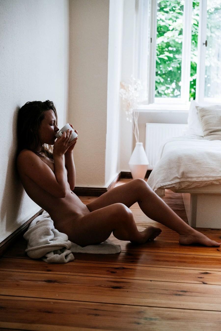 Утренняя чашка кофе
