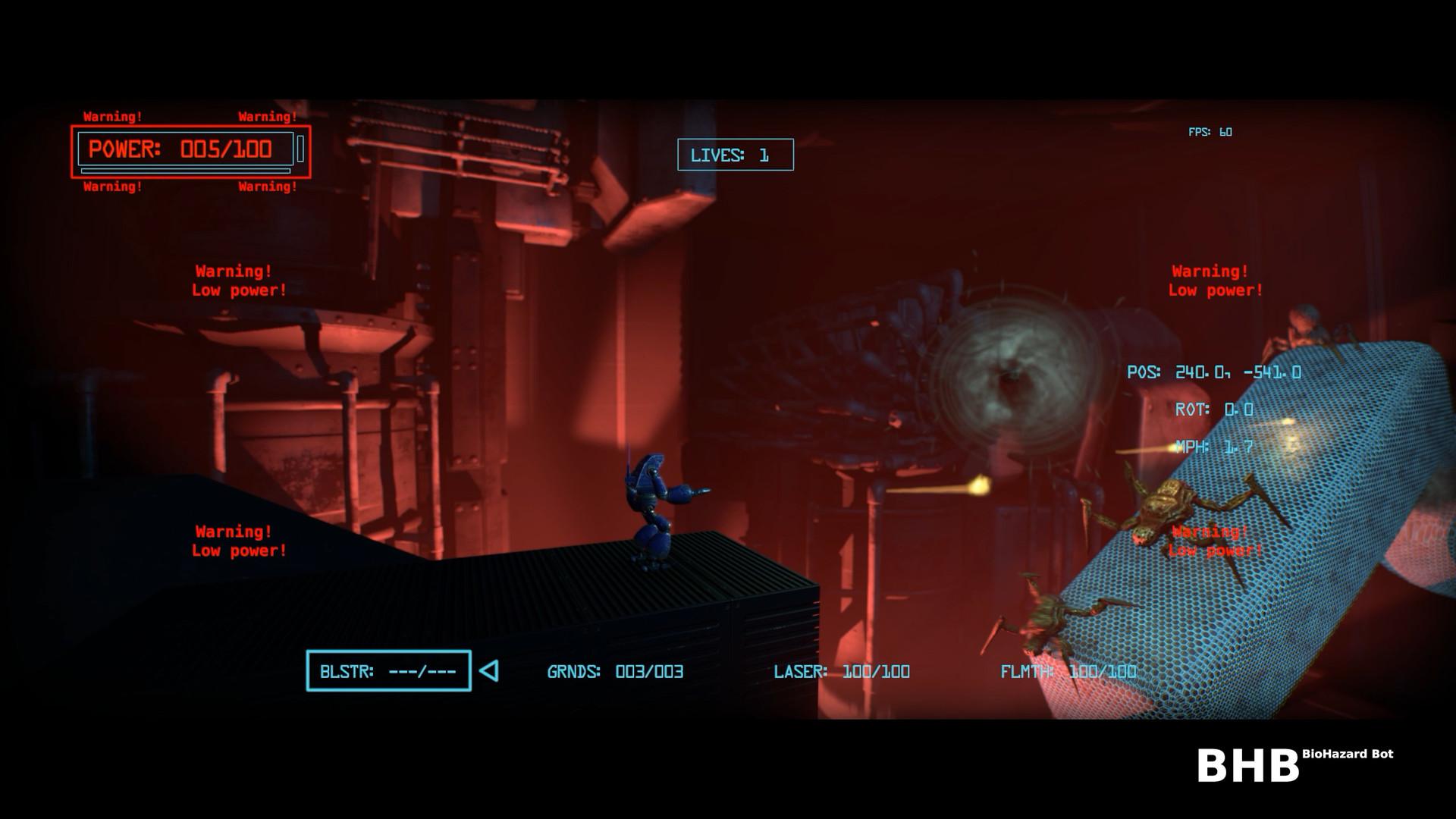 BHB: BioHazard Bot (2017) PC | Лицензия