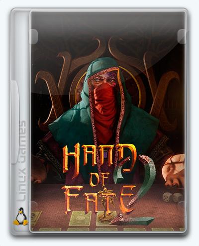 (Linux) Hand of Fate 2 (2017) [Ru/Multi] (1.3.6) License GOG