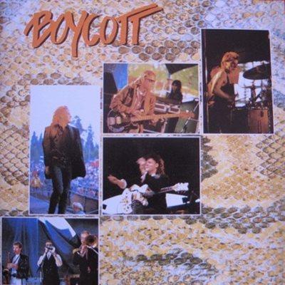 Boycott - Boycott (1987) FLAC