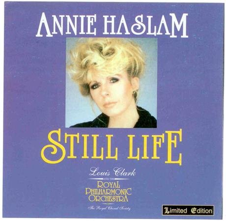 Annie Haslam - Still Life (1985) Limited Edition, Reissue, 1999, Kankard [FLAC|Lossless|image + .cue] <Classical, Romantic, World>