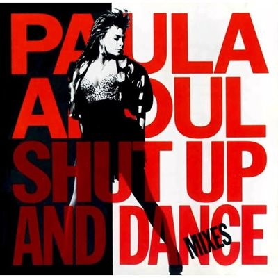 Paula Abdul - Shut Up And Dance [The Dance Mixes] (1990) FLAC
