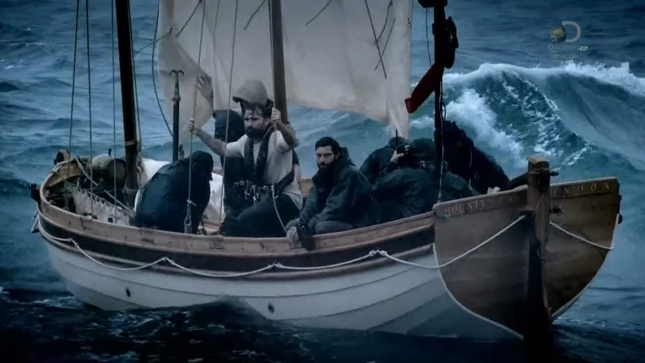 Discovery. Мятеж / Mutiny: Survival On The Oceans [01-02] (2017) HDTVRip 720p