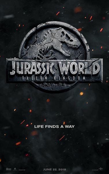 Мир Юрского периода 2 / Jurassic World: Fallen Kingdom (2018) WEBRip [H.264/1080p] [Трейлер] [EN]
