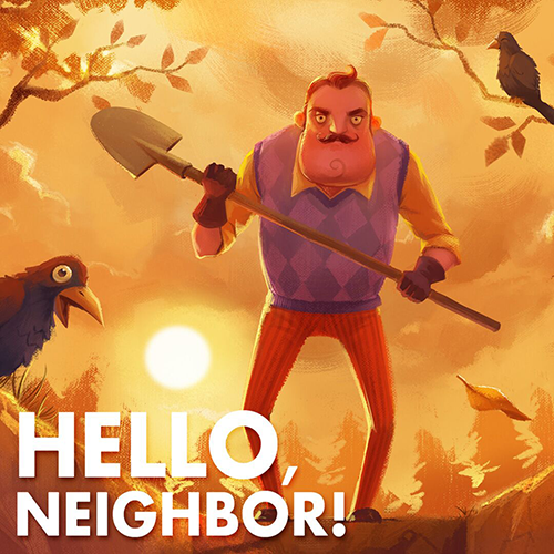 Hello Neighbor (2017) PC | Лицензия