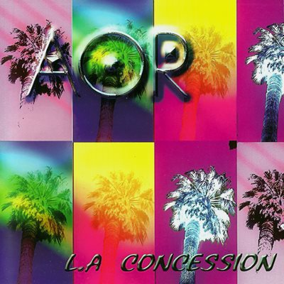 AOR - L.A Concession [Remastered] (2000/2006) MP3