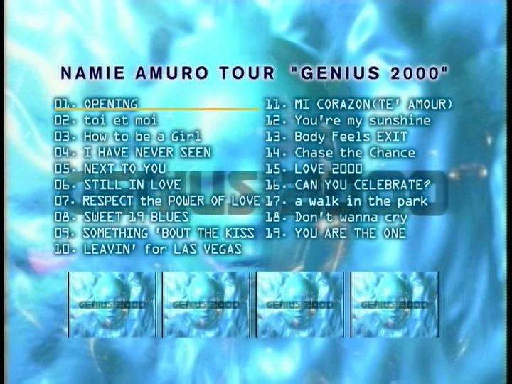 20171210.0509.2 Amuro Namie - Tour -Genius 2000- (DVD.iso) (JPOP.ru) menu.png