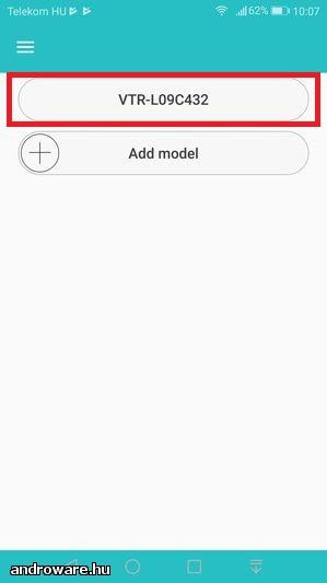 Huawei Firmware Finder használata  - LOGOUT hu blogbejegyzés