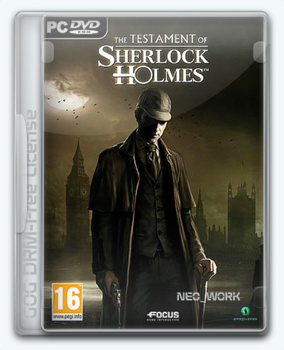 The Testament of Sherlock Holmes / Последняя воля Шерлока Холмса (2012) [Ru/En] (1.0.0.4) License GOG
