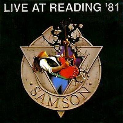 Samson - Live At Reading '81 (1990) MP3