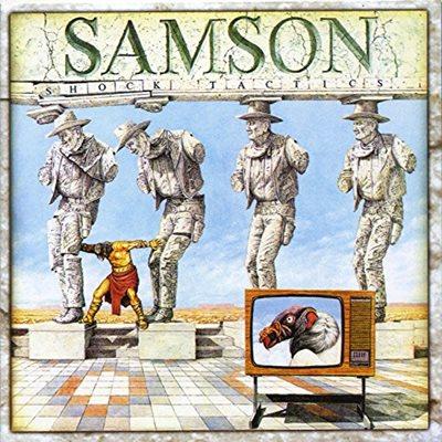 Samson - Shock Tactics [Reissue] (1981/1989) MP3