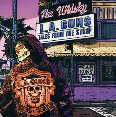 L.A. Guns - Tales From The Strip (2005) APE