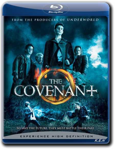 Сделка с дьяволом / The Covenant (2006) WEB-DL [H.264/1080p] [Open Matte]