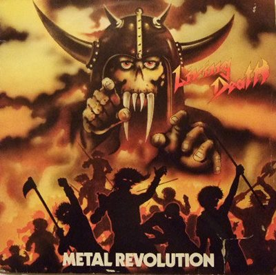 Living Death - Metal Revolution (1985) MP3