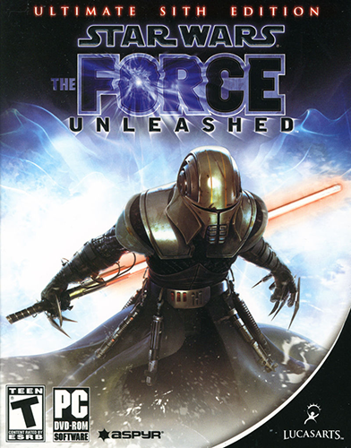 Star Wars: The Force Unleashed - Ultimate Sith Edition (2009) PC | Лицензия