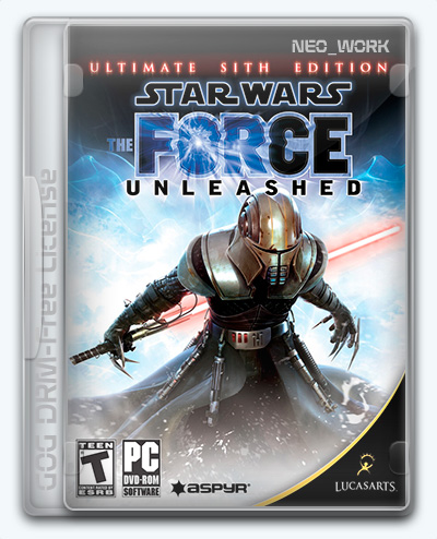 Star Wars™: The Force Unleashed (2009) [Ru/Multi] (1.2) License GOG [Ultimate Sith Edition]
