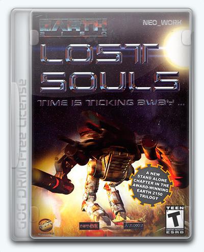 Earth 2150: Lost Souls / Земля 2150: Воды Стикса (2002) [Ru/Multi] (2.1.0.1) License GOG