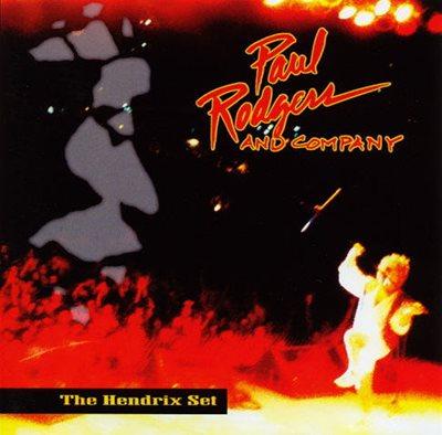 Paul Rodgers and Company - The Hendrix Set (1993) MP3