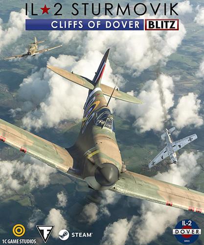 Ил-2 Штурмовик: Битва за Британию - версия BLITZ / IL-2 Sturmovik: Cliffs of Dover - Blitz Edition (2017) PC | RePack от xatab