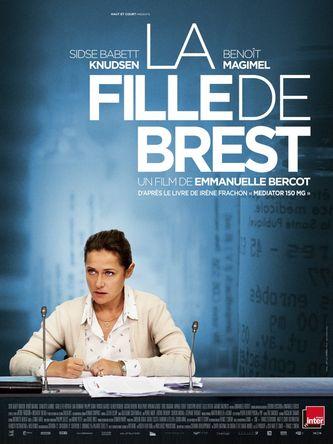Дочь Бреста / La fille de Brest (2016) HDRip [MVO] [AD]