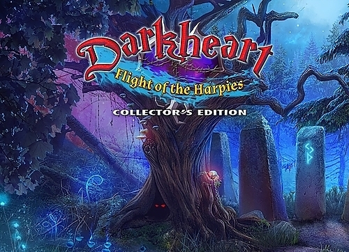 Darkheart: Flight of The Harpies Collectors Edition-Final