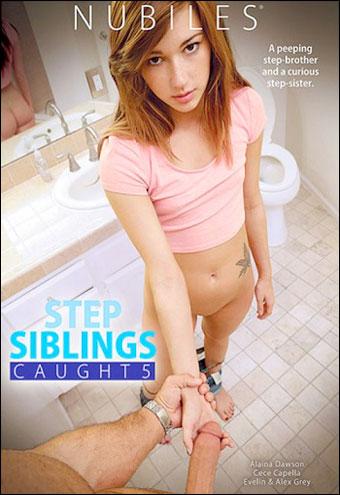 Застуканные сводные браться и сестры 5 / Step Siblings Caught 5 (2017) WEB-DL