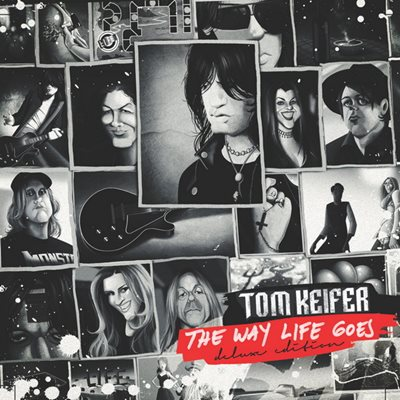 Tom Keifer (ex-Cinderella) - The Way Life Goes [Deluxe Edition] (2017) FLAC