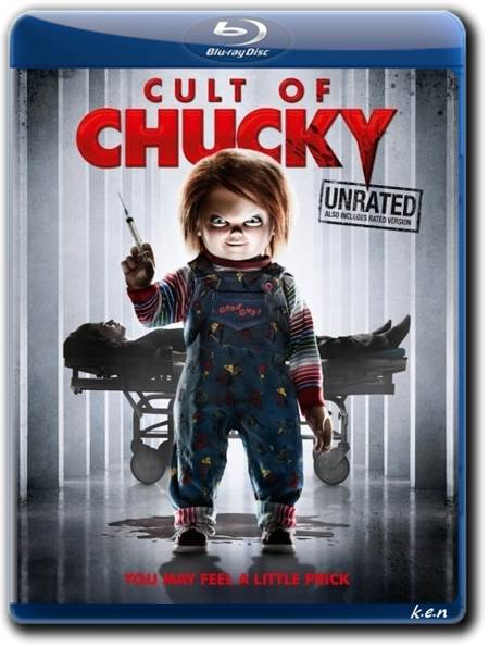 Культ Чаки / Cult of Chucky (2017) BDRip 720p от k.e.n & MegaPeer | D, P, L, L1 | UNRATED