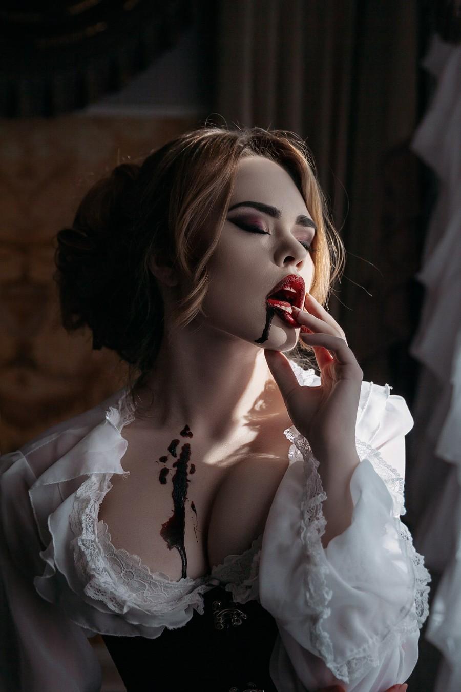 Кровавый образ Элины