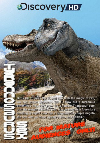 Discovery: Секс у тираннозавров / Tyrannosaurus sex (2010) HDTVRip [H.264/720p-LQ]