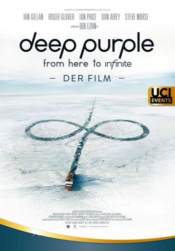 Deep Purple: From Here to InFinite (2017) BDRip [H.264/720p-LQ] [VO]