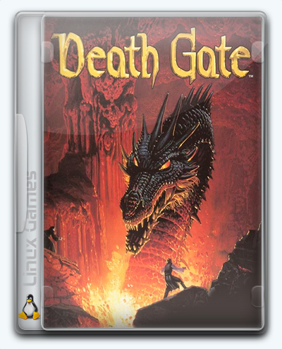 (Linux) Death Gate (1994) [En/Ge] (gog-1) License GOG