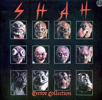 Shah - Terror Collection (1991) FLAC
