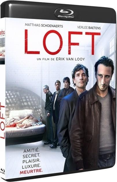 Лофт / Loft (2008) BDRip [H.265/1080p] [10-bit] [VO]