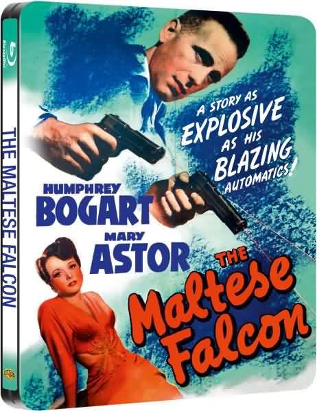 Мальтийский сокол / The Maltese Falcon (1941) BDRip [H.265/1080p-LQ] [10-bit]