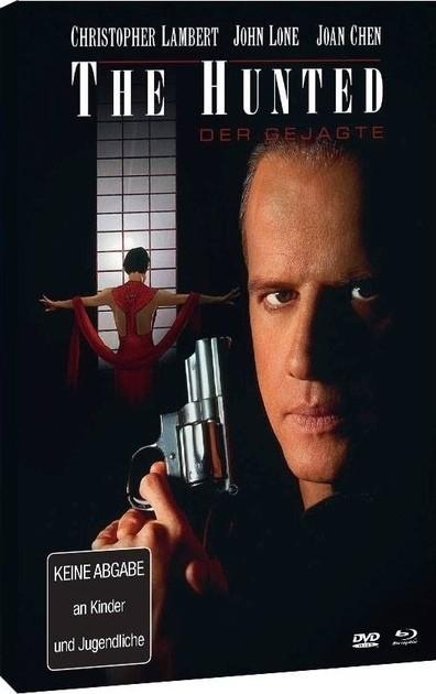 Преследуемый / Охота / Травля / The Hunted (1995) BDRip [H.265/1080p] [10-bit]