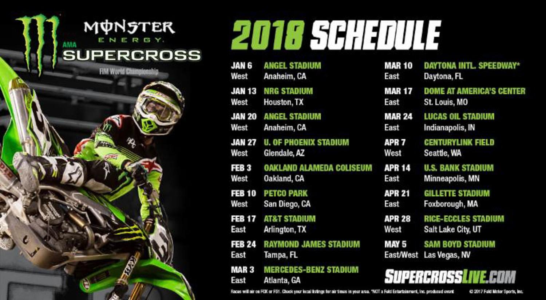 2018 AMA Supercross Rd 16 Salt Lake City, UT (WEST) [28 / 04 / 2018, Чемпионат США по Суперкроссу,HDTVRip]