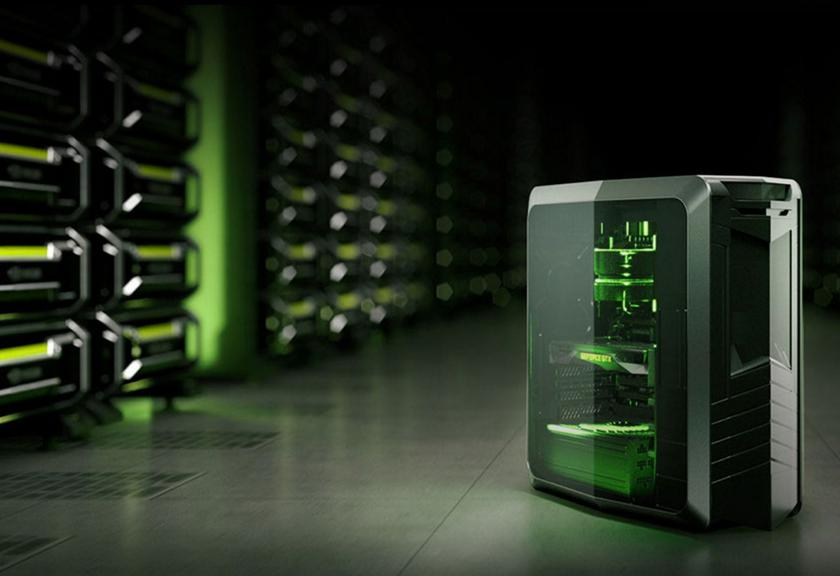 Nvidia начала бета-тест облачного сервиса GeForceNow, который позволяет запускать топовые игры на офисном ноутбуке!