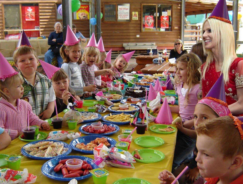 Организация дня рождения – задача для профессионалов event-отрасли